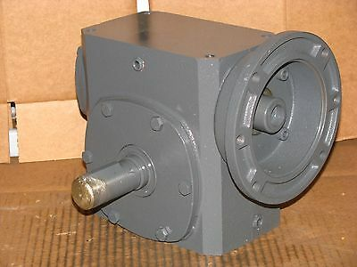 New Sterling Electric 2262BQ060142 Worm Speed Reducer - Ratio 60:1
