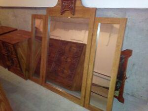 Set de Chambres, Laveuse/Sècheuse, Frigo