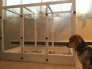 Custom made cage for birds, pets or reptiles! Beautiful!