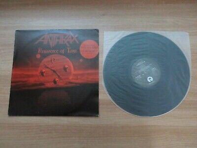ANTHRAX - Persistence Of Time Korea Vinyl LP RARE