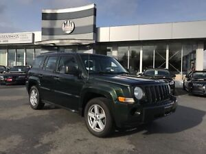 2010 Jeep Patriot Sport North Edition Automatic Leather Only 166