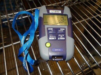 Jdsu Olp-34 Smart Pockettm Optical Power Meter Qt07