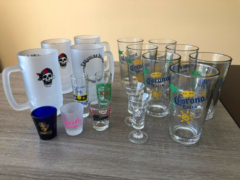 Corona Glassware