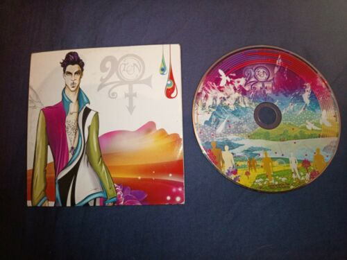 PRINCE 20Ten CD promotional only limited release 2010 Paisley Park funk roc MINT
