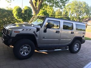 2004 Hummer H2.  Amazing shape