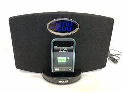 Jensen JIMS-211i Dock System Radio Alarm Clock iPhone 3G/3GS, iPod touch & iPods
