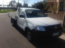 2013 hilux workmate Craigieburn Hume Area Preview