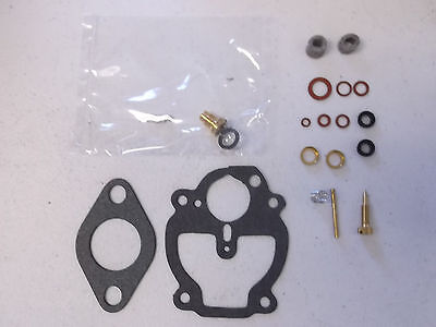 Farmall A B C Av Super A Super C 130 140 Carburetor Kit W Zenith Carb