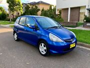 2006 Honda Jazz VTi Automatic Hatchback 8months Rego Low Kms Liverpool Liverpool Area Preview