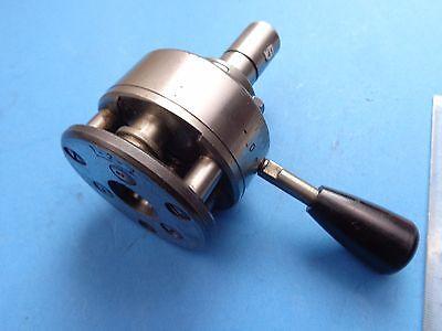 Gewinderollkopf Gewinderoller Gewinderollen Rollkopf Schaft Ø20 mm Einlass Ø18