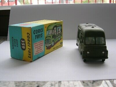 corgi 359 Army Field Kitchen replacement waterslide decals ! only ! also code3