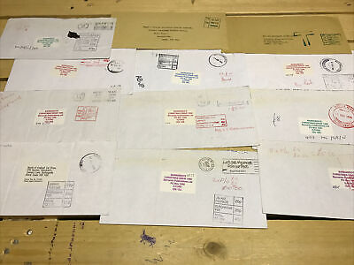 Postal History  12   Postage Due Surcharge Postmarks . Different From Photos