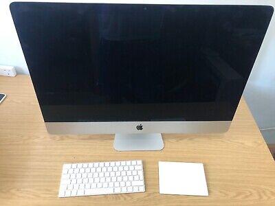 "iMac 27"" 5K i7 4GHz 32GB RAM 3,5TB Fusion ( 512GB Pcie SSD ) R9 M390"