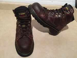 Dr. Martens Steel Toe & Midsole Work Boots Mens Size 9 Womens 10 London Ontario image 2