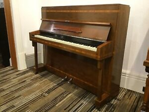 Refurbished 1964 'Mornington & Weston' Mid Century Danish Styled Piano