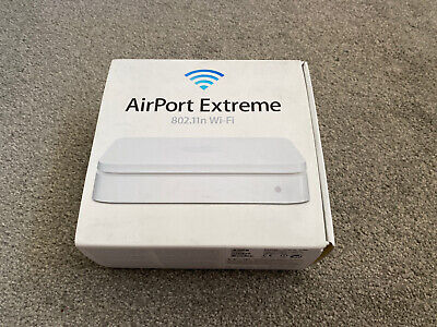 Apple Airport Extreme Base Station 2.4/5GHz A1354 WiFi Router Boxed