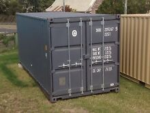 Budget 20ft Shipping Container Hire  Bundaberg Central Bundaberg City Preview