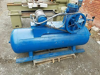 Bruner Air Compressor Model Ax150fl