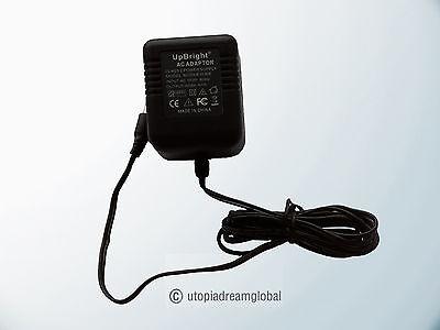 12v Ac Adapter For Model: U120190a43 12vac 1900ma 1.9a Cl...