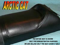 Arctic Cat El Tigre EXT seat cover Green piping 1989-91 ELTigre Mountain 858B