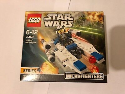 Lego Star Wars 75160 U-Wing Microfighter Brand New Sealed