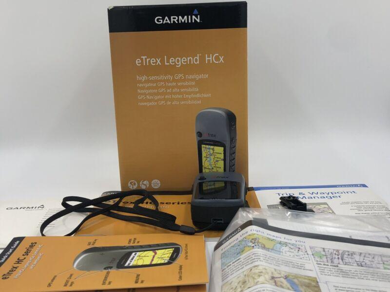 Garmin etrex Legend HCX GPS