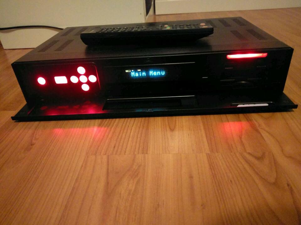 Vantage HD 7100S Sat-Receiver OVP wie Neu in Duisburg - Hamborn