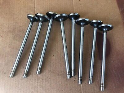 Case Sc Tractor Engine Valves Used. Full Set