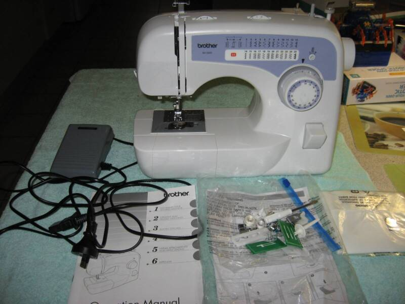 Brother BM40 Sewing Machine Sewing Machines Gumtree Australia Awesome Brother Bm 2600 Sewing Machine Price
