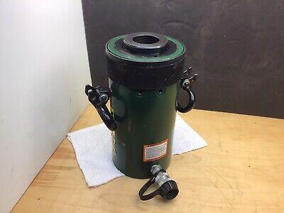 Simplex Rc606a Enerpac Rch606 Hydraulic Cylinder 60 Ton Hollow 6 Stroke 2