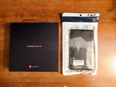 Huawei Mate 10 ALP-L09 - 64GB - Black (Unlocked)