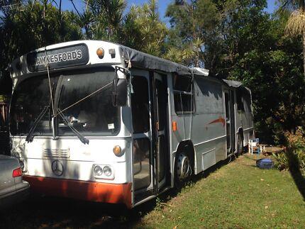 1979 Mercedes 0305 bus conversion