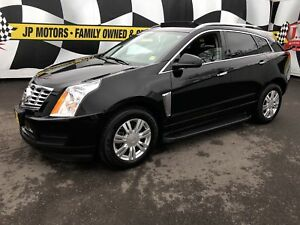 2015 Cadillac SRX Luxury, Automatic, Leather, Panoramic Sunroof,