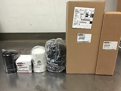 New Holland Skid Steer Filter Set For L778 L779 L783 L785 Diesel Skid Steers
