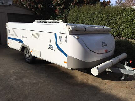 2014 Jayco Swan Camper Trailer Gowrie Tuggeranong Preview