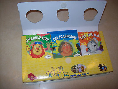 The Wizard of Oz Squeaky Books - 1998 - Wizard Of Oz The Lion