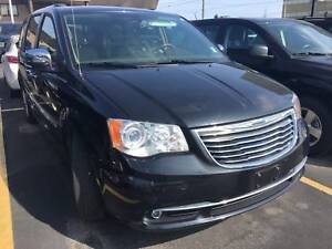 2014 Chrysler Town & Country Limited | DVD/BLU RAY | HITCH | REM