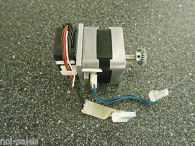 Minebea 17pm-m031-06v Stepper Motor Heds-5500 Optical Encoder W 16mm Sprocket