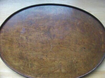 Vintage/Antique VENESTA Shallow Wooden Tray,(made in Esthonia, Estonia pre 1930)