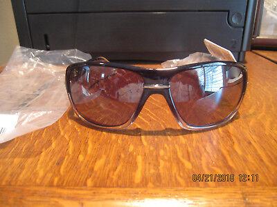NWT--SunDog Sunglasses--Zup #21130--Black with Grey Polarized (Sundog Polarized Sunglasses)
