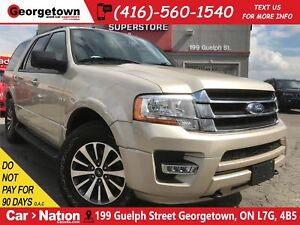 2017 Ford Expedition XLT | 4X4 | REMOTE START | LEATHER | 7 PASS