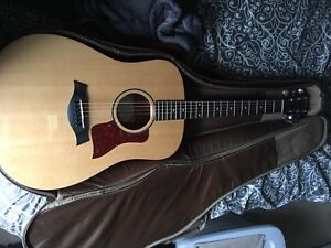 TAYLOR BIG BABY ACOUSTIC ELECTRIC MINT CONDITION