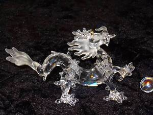 Genuine Swarovski crystal dragon Koongal Rockhampton City Preview