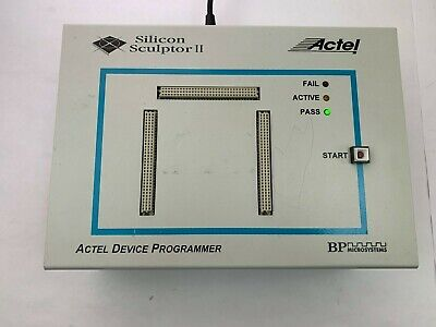 Actel Bp Microsystems Silicon Sculptor Ii Device Programmer System Fp-actel-ii