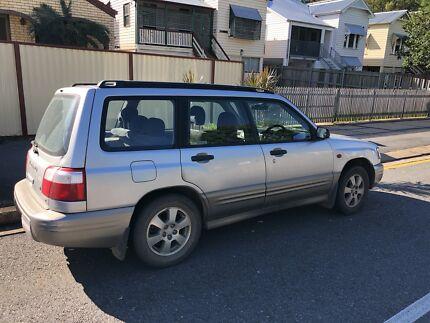 Subaru Forester Limited Manual (Dual Range)