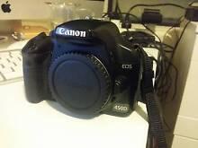 Canon 450d body only Ashfield Ashfield Area Preview