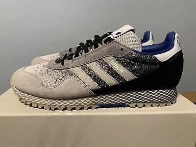 Adidas New York x Hanon UK 9 BNIBWT with bag not Liverpool Ardwick Dublin Koln