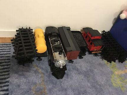 big toy train
