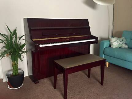 Almost New Upright Young Chang Piano