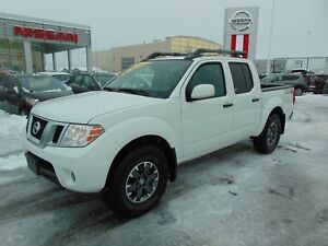 NISSAN FRONTIER 2018 PRO 4 X  CUIR TOIT GPS 4X4